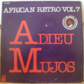 ORCHESTRE OK JAZZ - Adieu Mujos - African retro vol. 7 - LP
