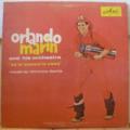 ORLANDO MARIN - Se te quemo la casa - LP