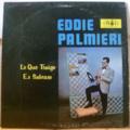 EDDIE PALMIERI - Lo que traigo es sabroso - LP
