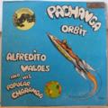 ALFREDITO VALDES & HIS POPULAR CHARANGA - Pachanga orbit - LP