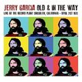 JERRY GARCIA, OLD & IN THE WAY - Live At The Record Plant Sausalito, California - April 21st 1973 (cd) - CD