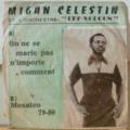 MIGAN CELESTIN & ORCHESTRE LES VODOUN - On ne se marie pas n'importe comment / Mosaico 79 - 80 - 7inch (SP)