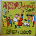 ARSENIO RODRIGUEZ Y SU CONJUNTO - Sabroso y caliente - LP