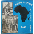 AFRICAN BROTHERS INTERNATIONAL BAND - S/T - Baabi a odo wo - LP