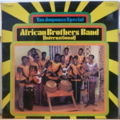 AFRICAN BROTHERS BAND - Yaa amponsa special - LP