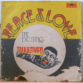 THE EXCITING TALKATIVES - Peace & love - LP