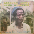 ATAKORA MANU - Afro highlife - LP
