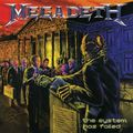 MEGADETH - The System Has Failed (lp) - 33T