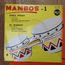PEREZ PRADO AND HIS ORCHESTRA / ALDEMARO ROMERO AN - Mambos - 1 - 45T (SP 2 titres)