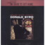 DONALD BYRD - I'm tryin' to get home - 33T