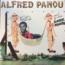 ALFRED PANOU - Je Suis Un Sauvage - 7inch (SP)