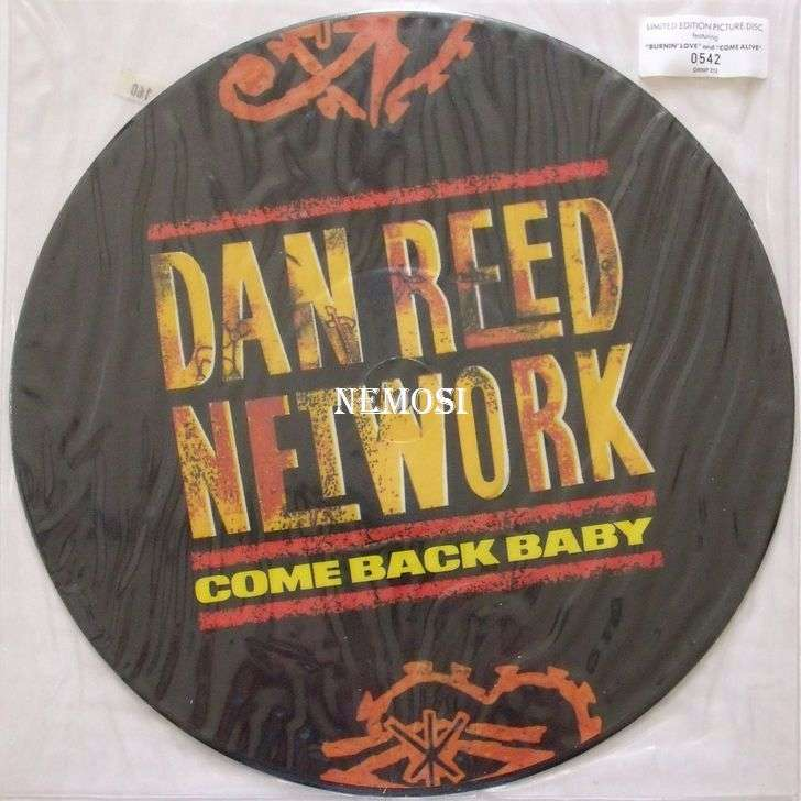 DAN REED NETWORK Come back baby