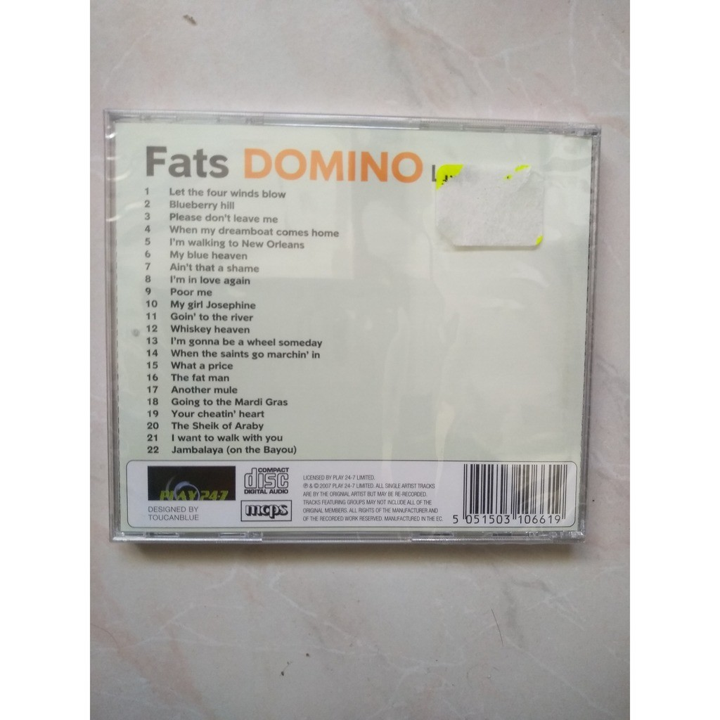 fats domino live