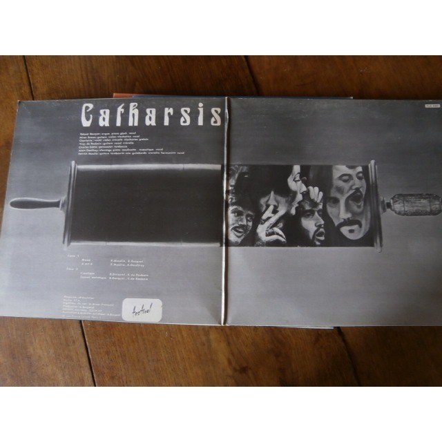 CATHARSIS Vol 1 Masq