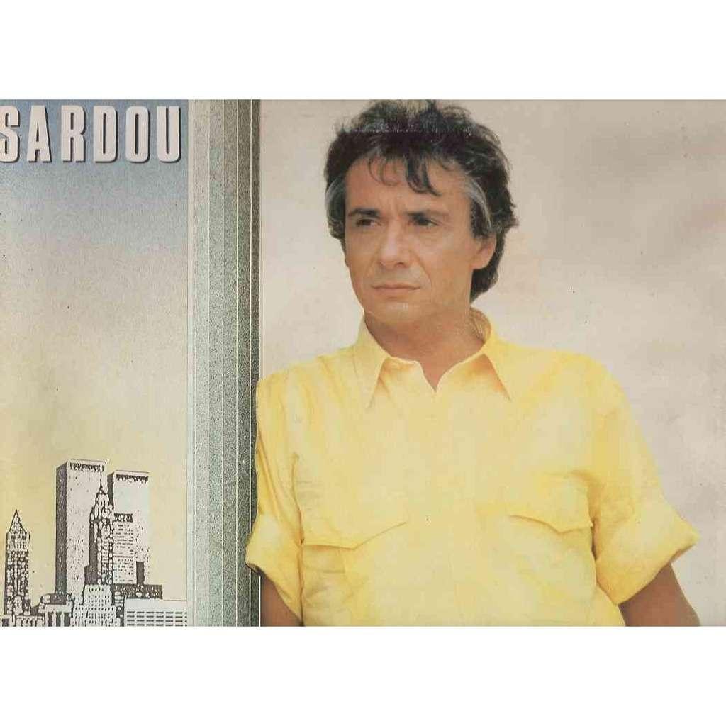 Michel Sardou Une Lettre A Ma Femme Pour Tout Lui Expliquer 1965 Les Mots Damour Chanteur De Jazz