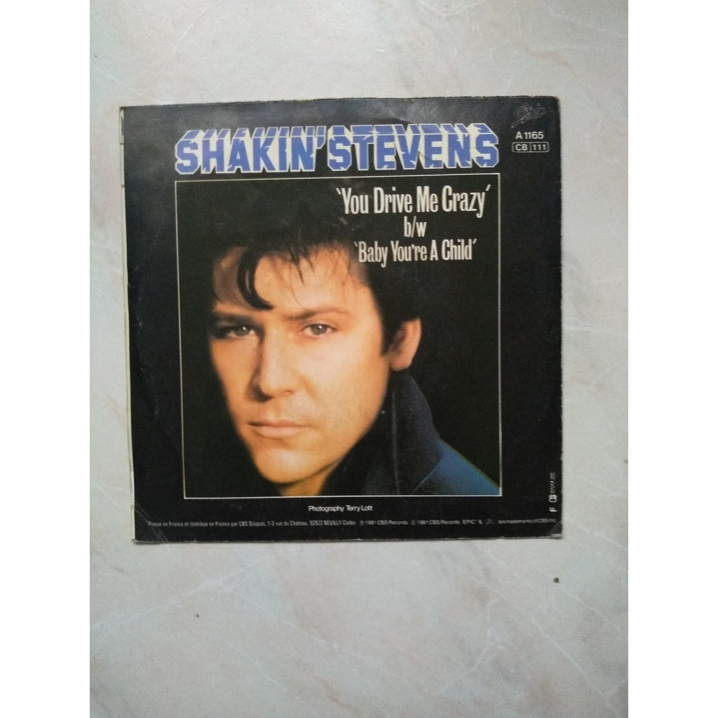 shakin' stevens you drive me crazy