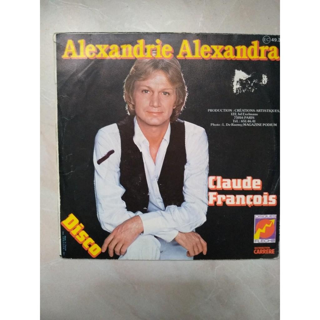 claude françois alexandrie alexandra