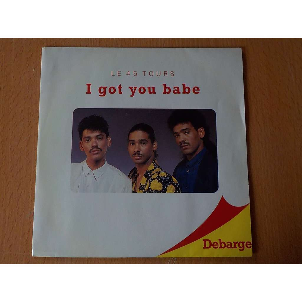 debarge i got you babe / say you do