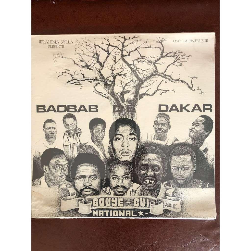 Baobab de Dakar Orchestre Baobab - Gouye - Gui National