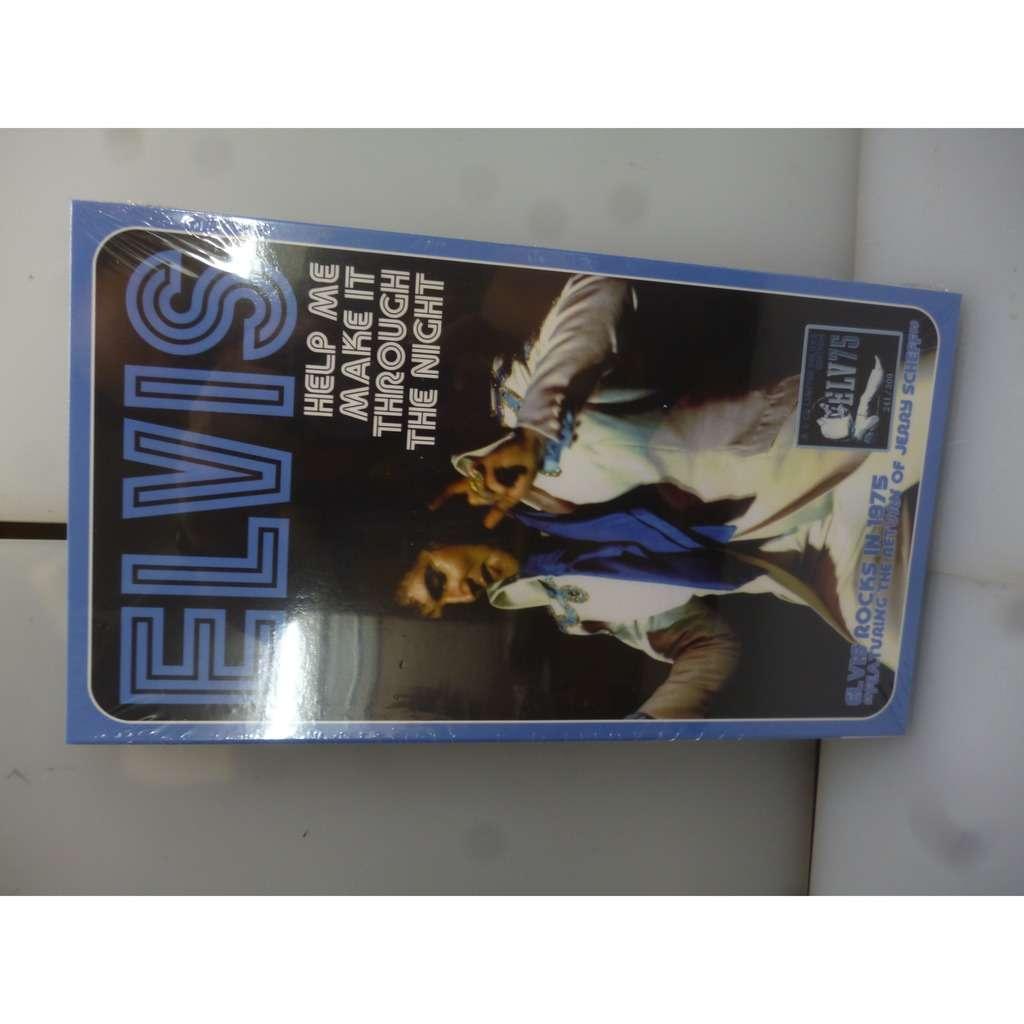 Elvis Presley Rocks In 1975  Help Me Make It Through The Night  USA  1975 -EU 2019 Ltd To 300 4CD Boxset (Longbox)