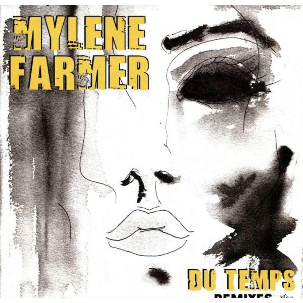 mylène farmer Du temps