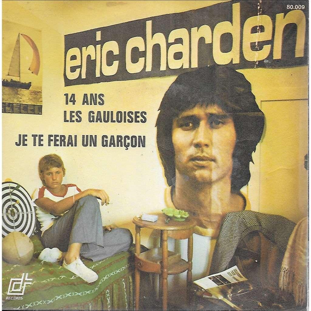 Eric CHARDEN 14 ans les gauloises