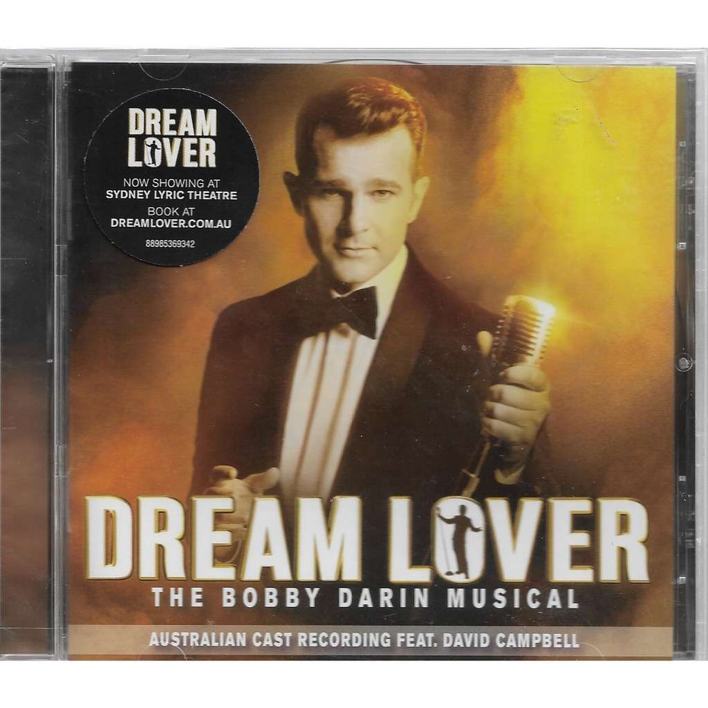 david campbell dream lover- the bobby darin musical