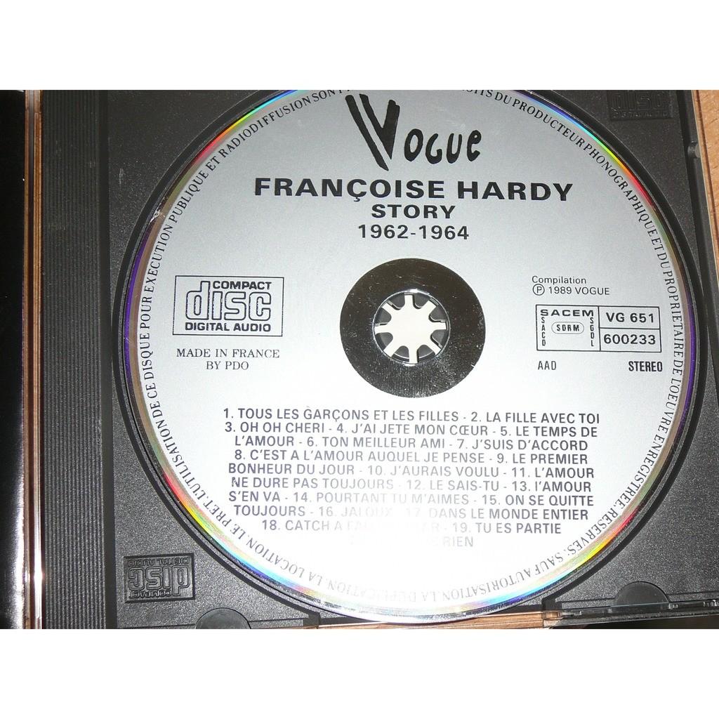 Françoise Hardy Story 1962-64 Remix 89
