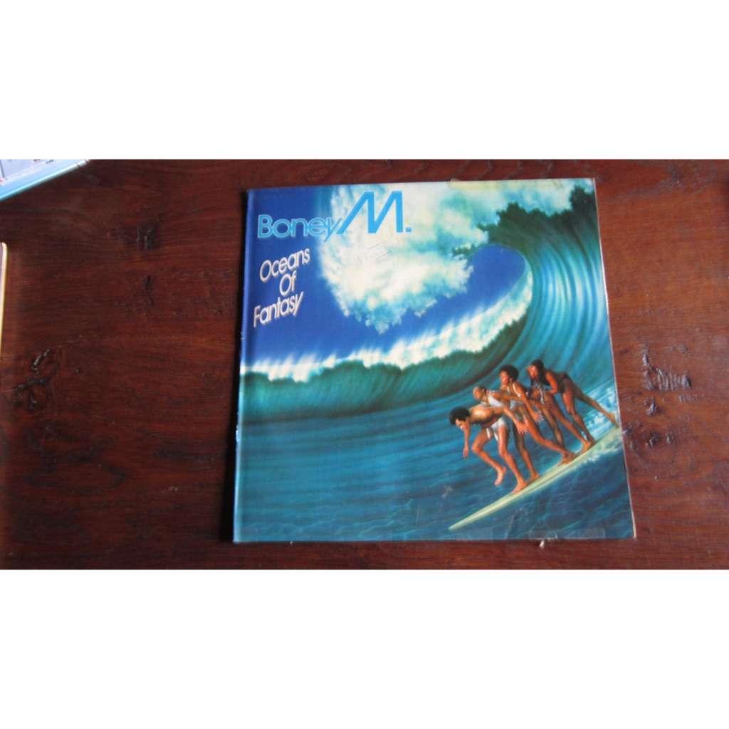 Boney M. - Oceans Of Fantasy (LP, Album, Gat) Boney M. - Oceans Of Fantasy (LP, Album, Gat)