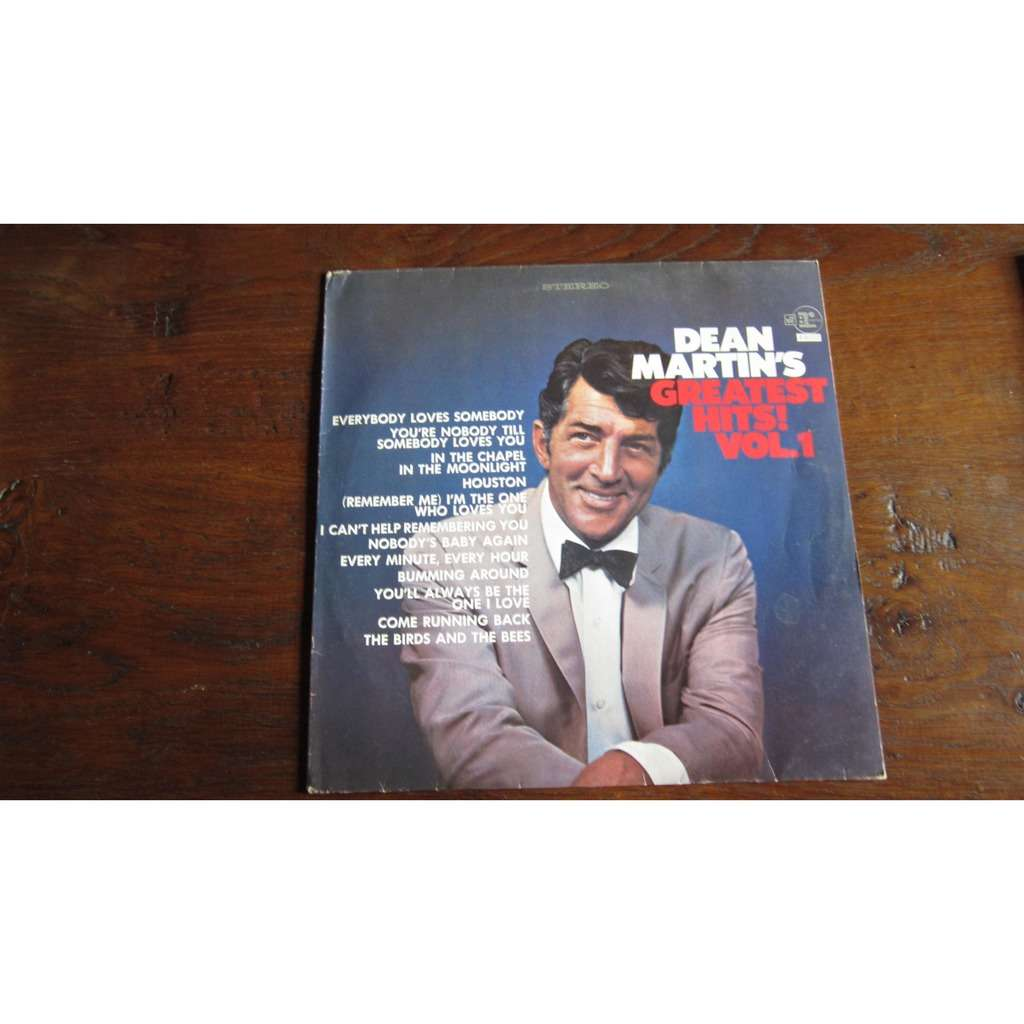 Dean Martin greatest hit vol 1