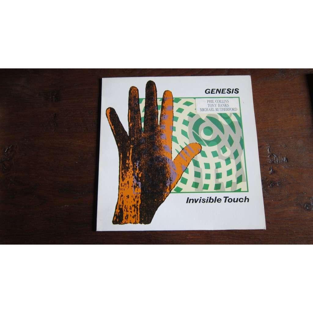 Genesis - Invisible Touch Genesis - Invisible Touch