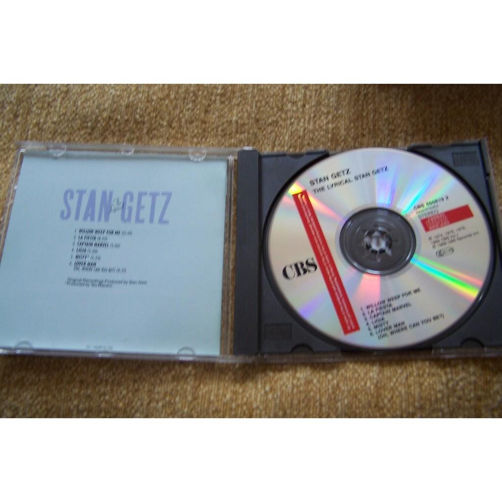 Stan Getz the lyrical