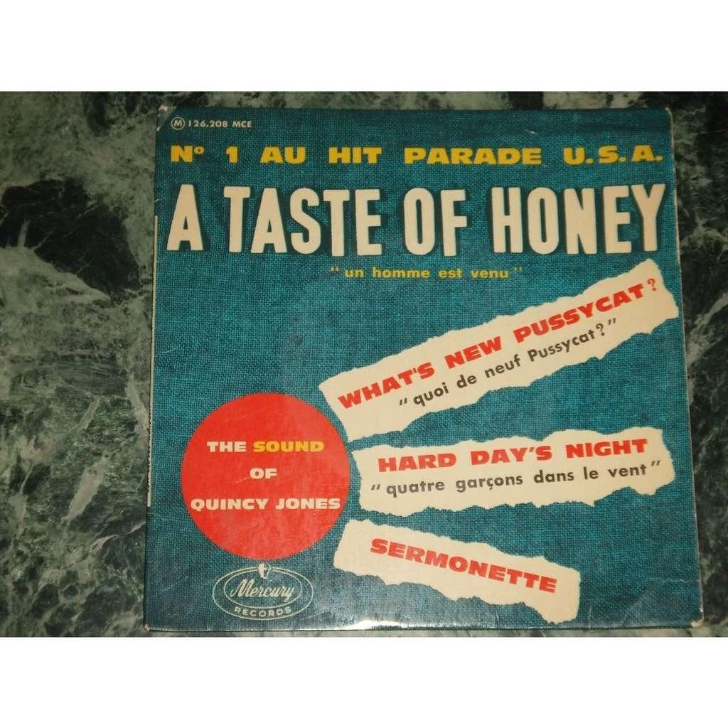 Quincy Jones The Sound Of Quincy Jones - A taste of honey +3