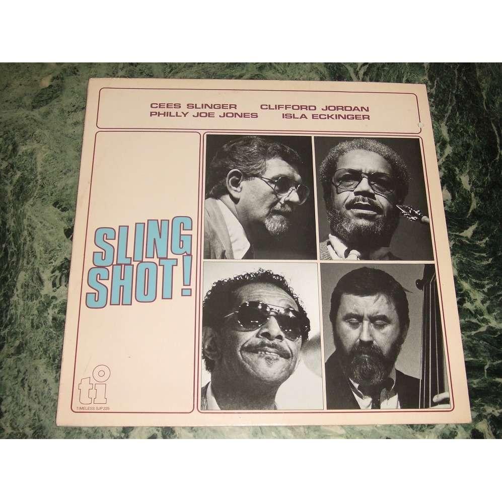 Cees Slinger / Clifford Jordan / Philly Joe Jones Sling Shot!