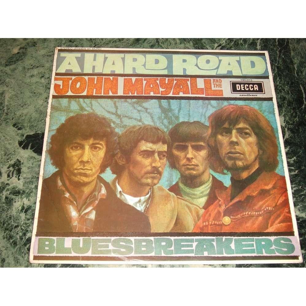 John Mayall And The Bluesbreakers A Hard Road