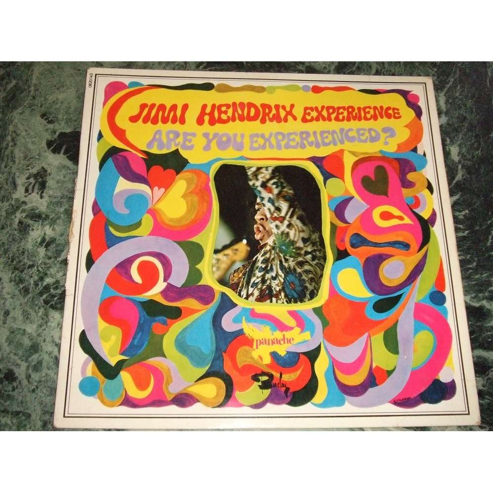 Jimi Hendrix Experience Are You Experienced?
