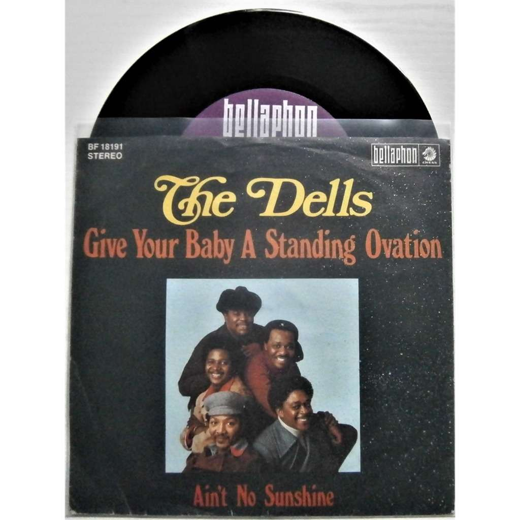 the dells give your baby a standing ovation