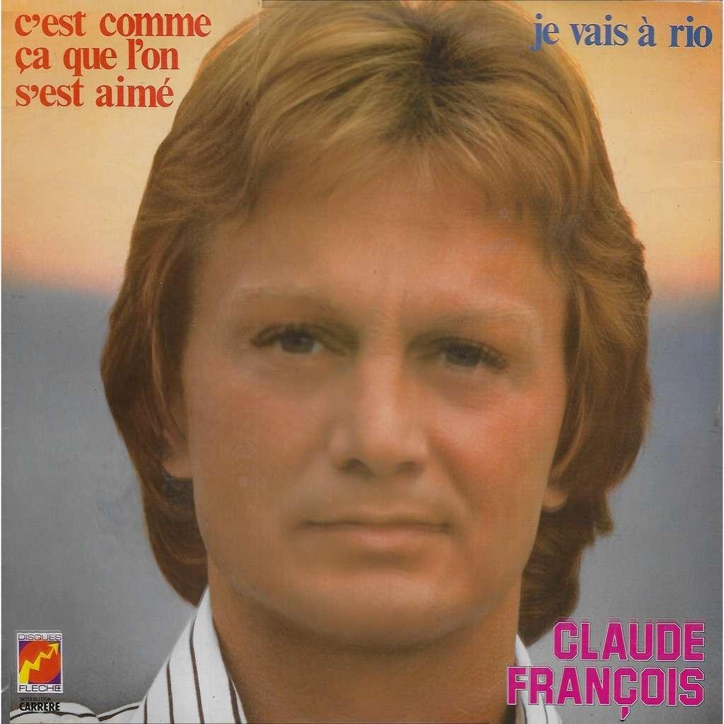 Claude FRANÇOIS C'est comme ça que l'on s'est aimé