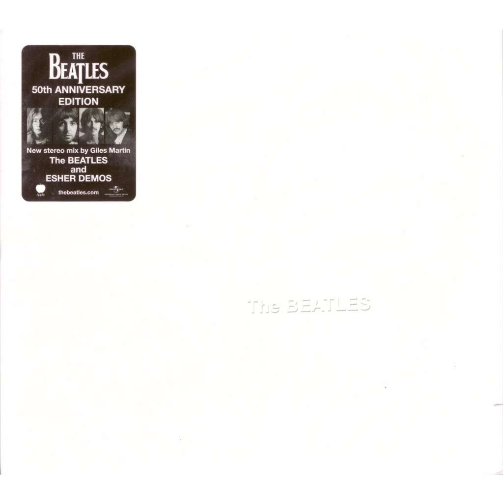 The Beatles White Album 50th Anniversary The Beatles And Esher Demos