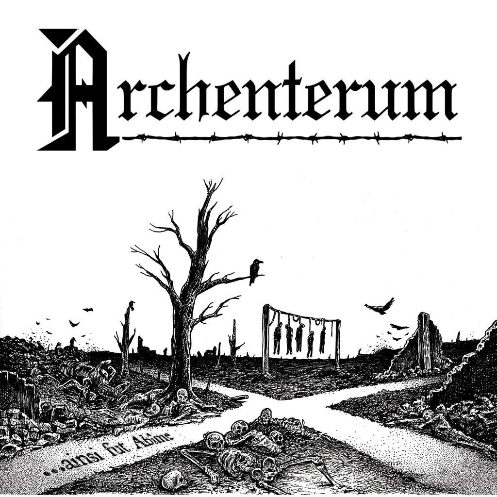 Facthedral's Hall : Archenterum ...ainsi fut Abîme - CD