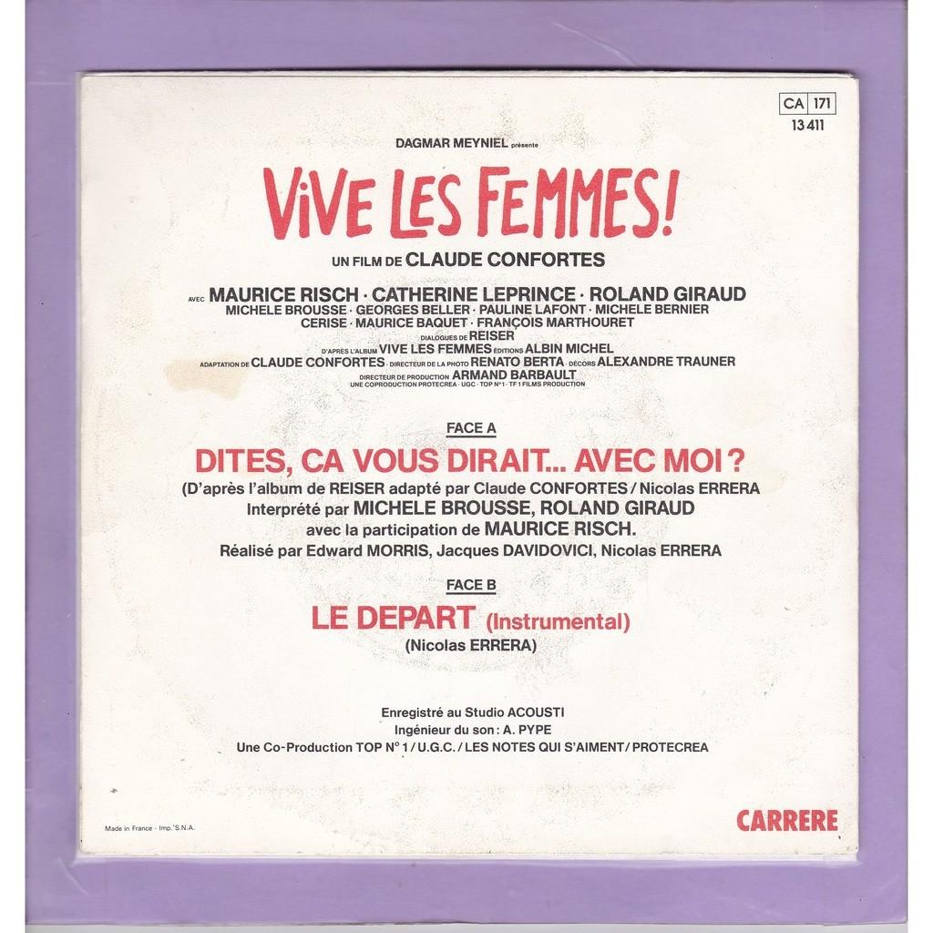 VIVE LES FEMMES - Vive les femmes