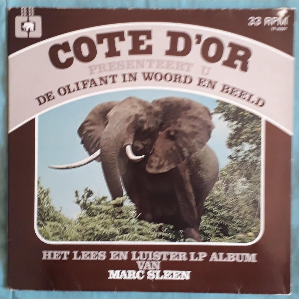 marc sleen côte d'or vous presente histoires et images d'éléphants