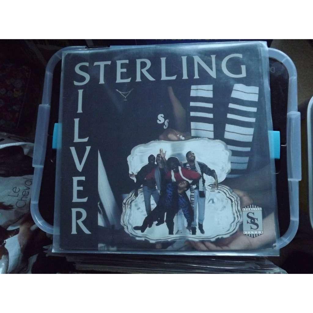Sterling Silver Sterling Silver -