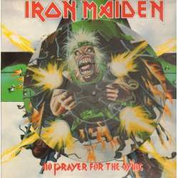 Iron Maiden No Prayer For The Dying (Picture disc)