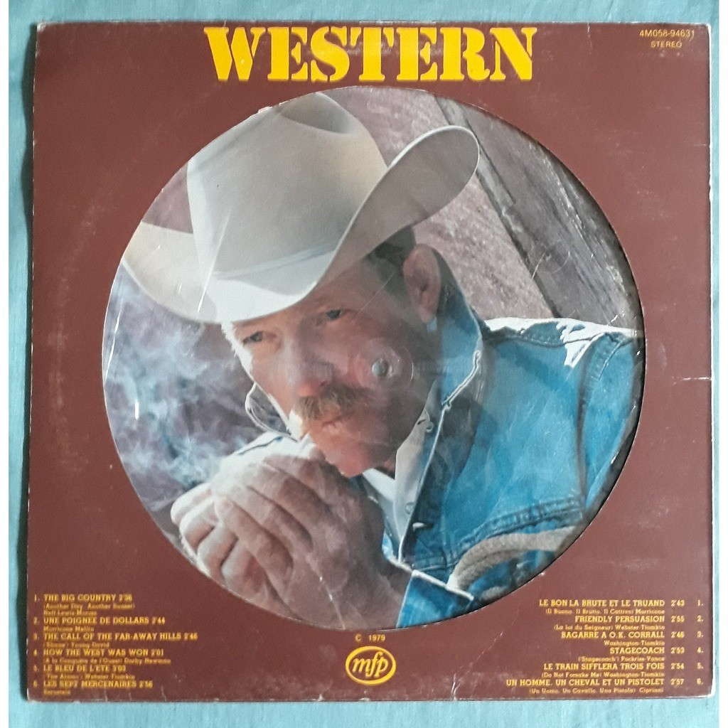 geoff love and his orchestra (picture) western