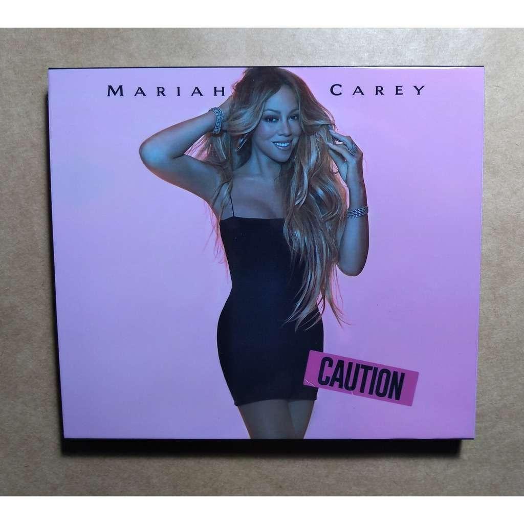 mariah carey Caution version 2 (Brazil release 2018, very rare )