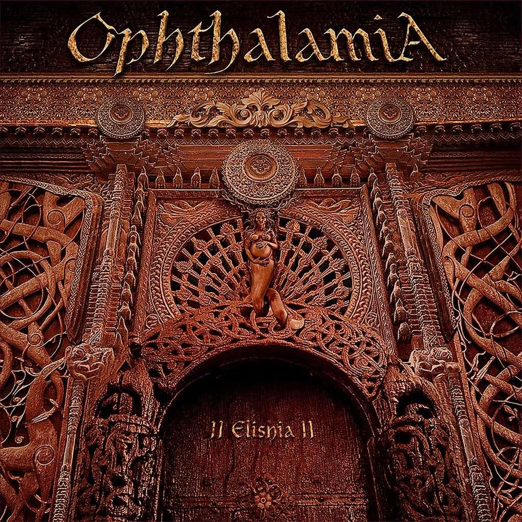 OPHTHALAMIA II Elishia II. Black Vinyl