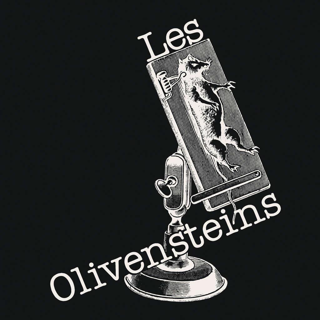 SMAP Records : les olivensteins Fier de ne rien faire / Euthanasie / négatif - 7inch SP