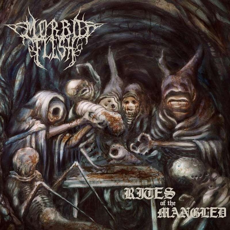 MORBID FLESH Rites of the Mangled