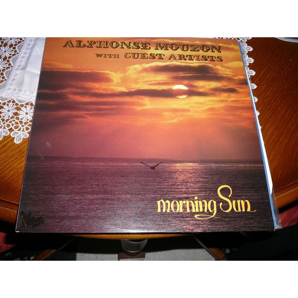 alphonse mouzon morning sun